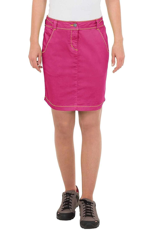 TALLA ES 42 (DE 40). VAUDE Rock Women's Tizzano Skirt - Falda para Mujer