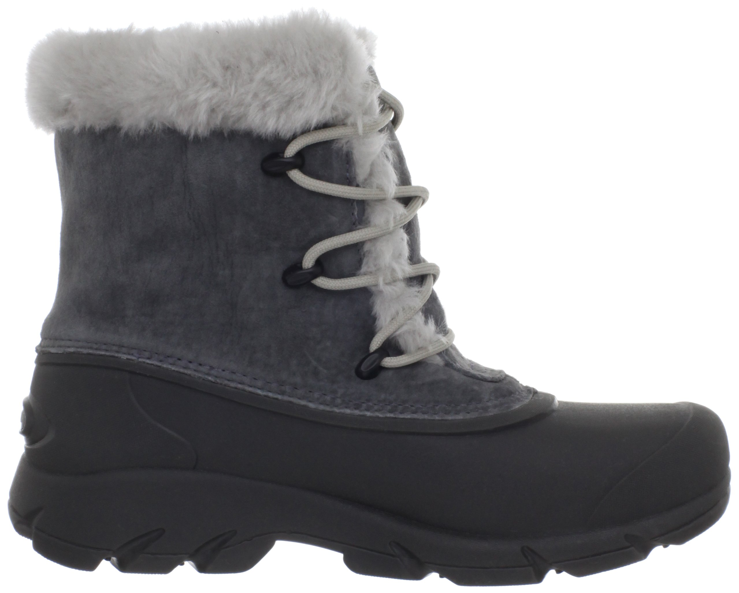 Sorel Women's Snow Angel Lace Boot,Charcoal,8 M US by SOREL (Image #6)