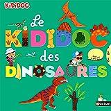 Le kididoc des dinosaures - Livre pop-up - dès 5 ans
