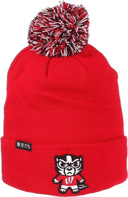 Navy NCAA Zephyr Penn State Nittany Lions Mens Sapporo Knit Hat OSFM