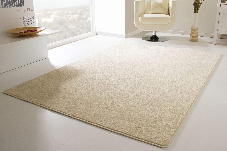 Designer Teppich Modern Cambridge in Beige, Größe  300x400 cm