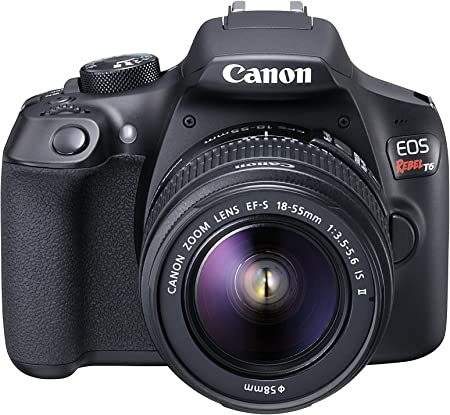 Canon T6 product image 4