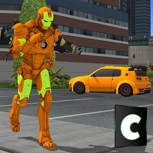 jetpack-iron-hero-city-legend