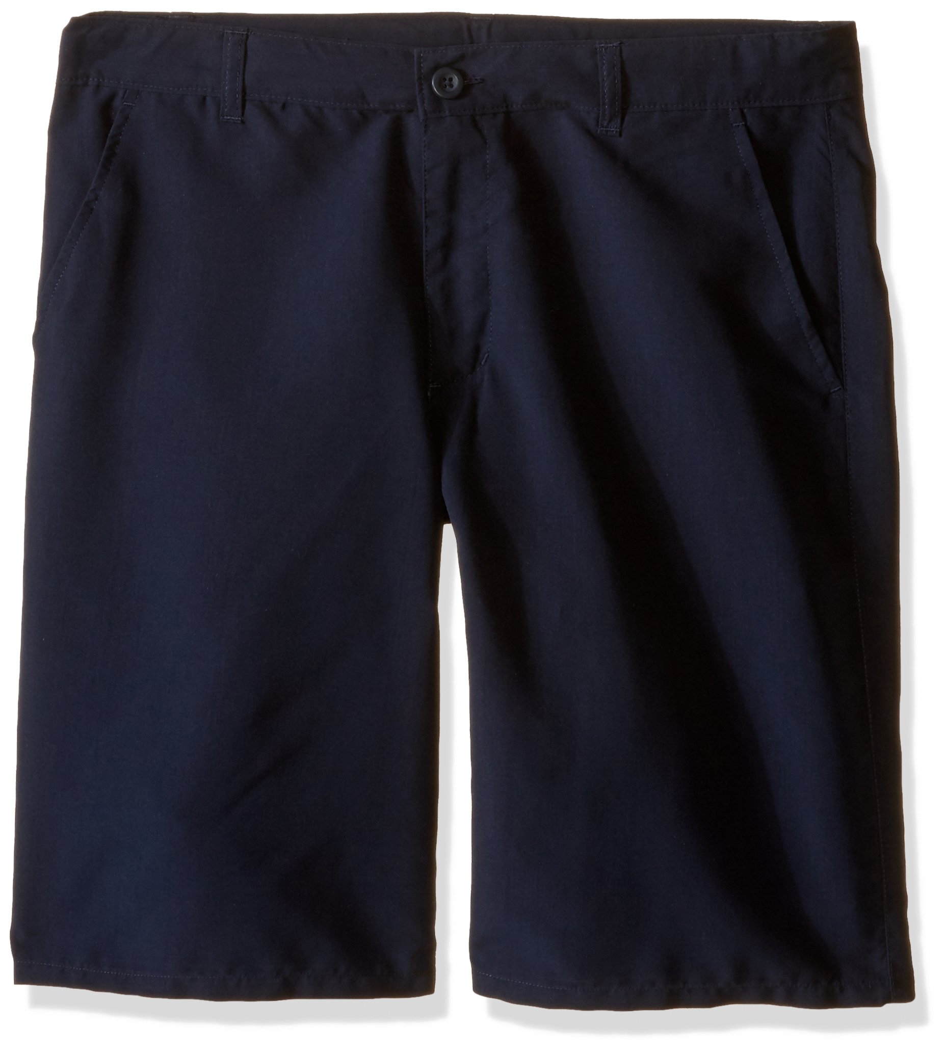 Nautica Boys' Big Boys' Uniform Performance Short, Navy, 18