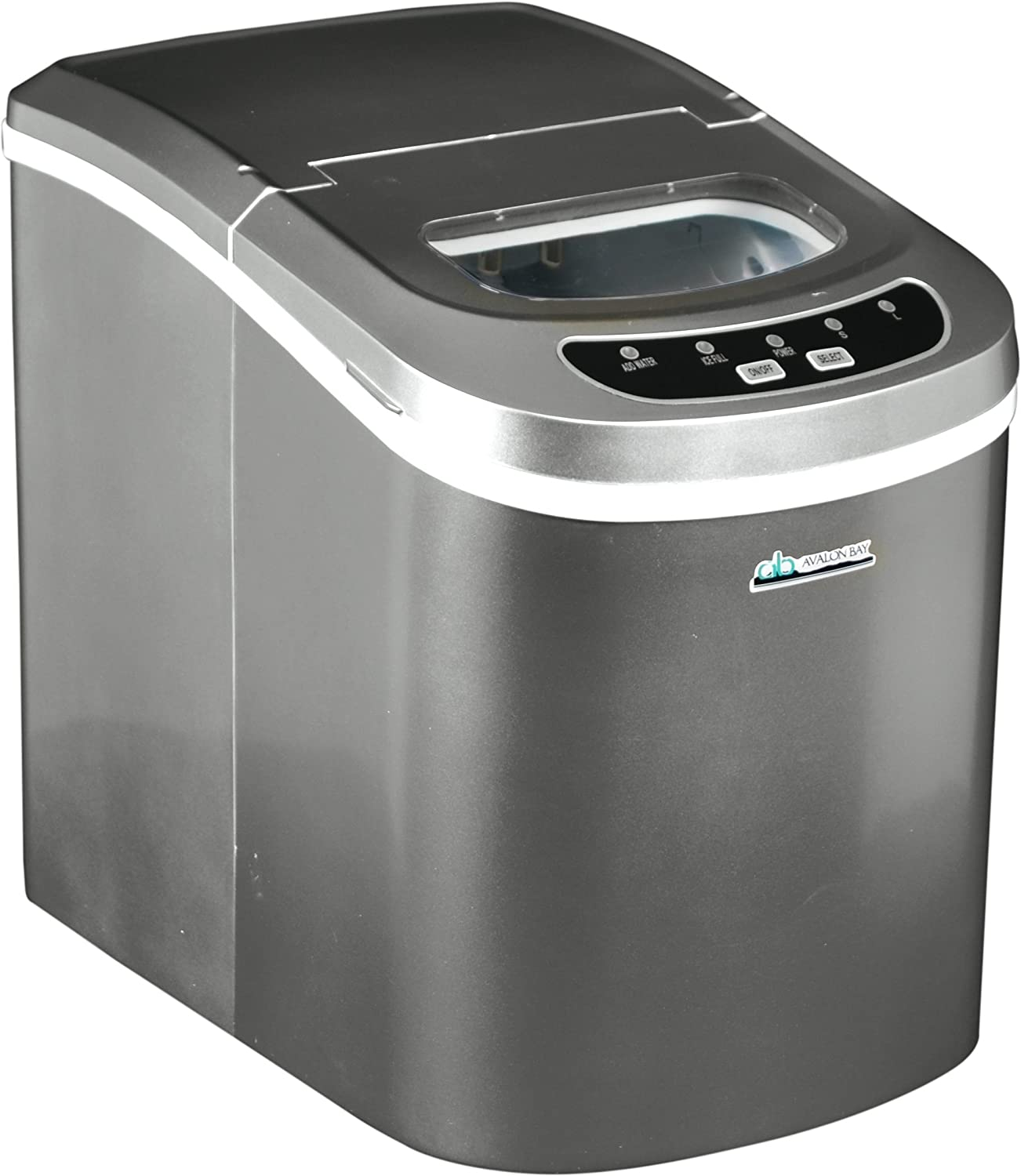 Avalon Bay Portable Ice Maker AB-ICE26S