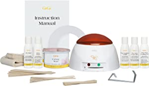GiGi Mini Pro Hair Removal Waxing Kit