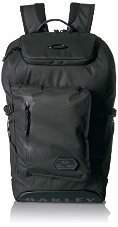 Oakley Mens Men's Training Backpack, Blackout