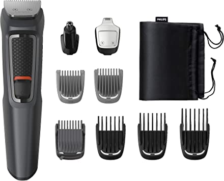 Philips MULTIGROOM Series 3000 Cara y cabello 9 en 1 MG3757/15