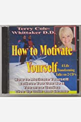 How To Motivate Youself 4 Life Transforming Talks on 2 CD's