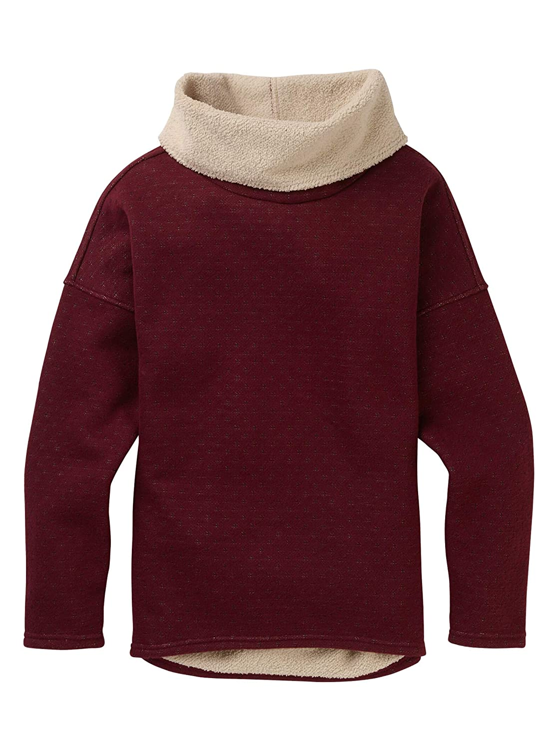 Burton Women's Women's Ellmore Premium Pullover, Port Royal, Medium