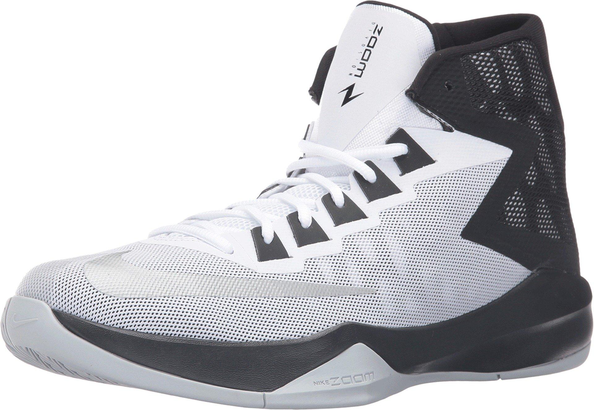 Nike Men's Zoom Devosion White/Metallic