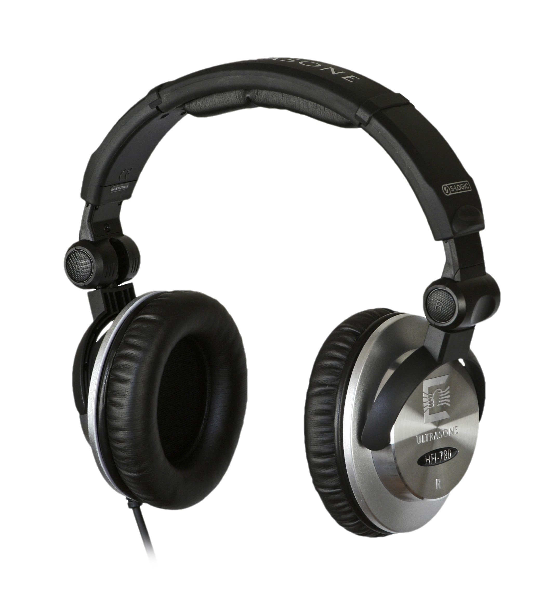 Ultrasone HFI-780 S-Logic Surround Sound Professional Closed-back Headphones with Transport Bag by Ultrasone (Image #1)