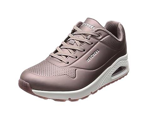 Skechers Damen UNO Rose Bold Sneaker
