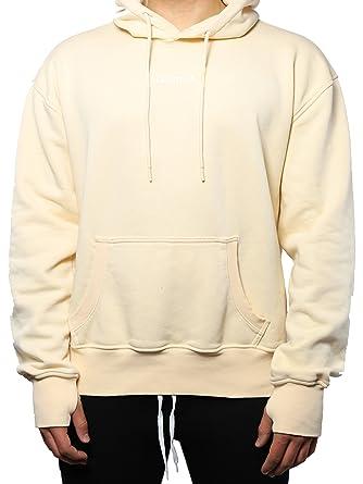 Deadstock Oversize Logo Hoodie | KapuzenpulloverPullover für HerrenMänner in Black, Peach und Lavender