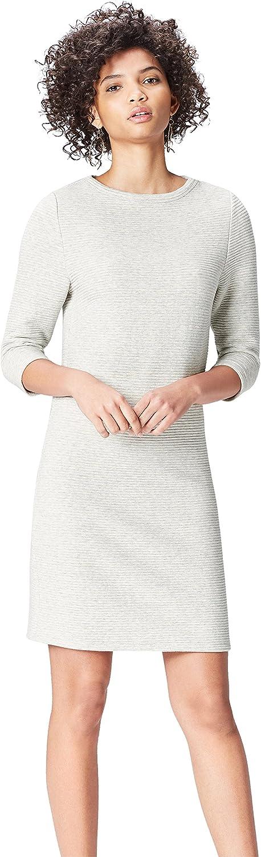 TALLA 3XL. Marca Amazon - find. Vestido Recto para Mujer