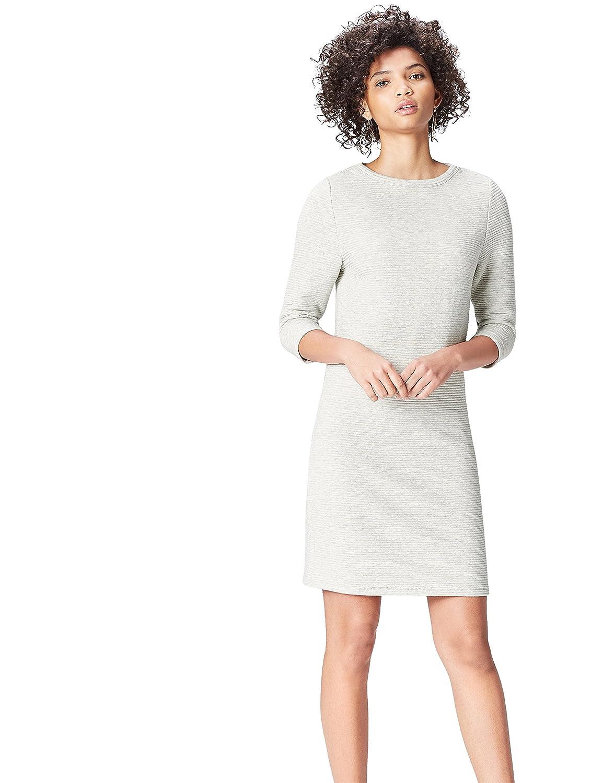 Marca Amazon - find. Vestido Recto para Mujer