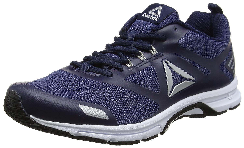 Reebok Ahary Runner, Zapatillas de Running para Hombre 46 EU|Azul (Collegiate Navy/White/Pewter 000)