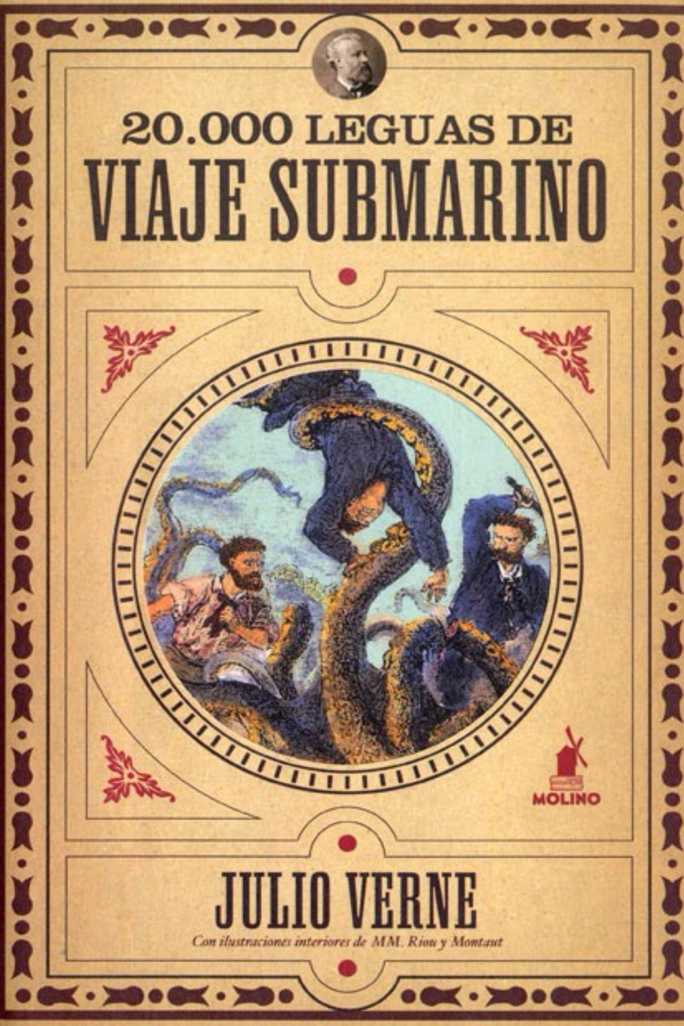20000 leguas de viajes submarinos