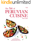 The Art of Peruvian Cuisine Vol. 1: By buying a book you will be contributing with the education of many peruvian children.