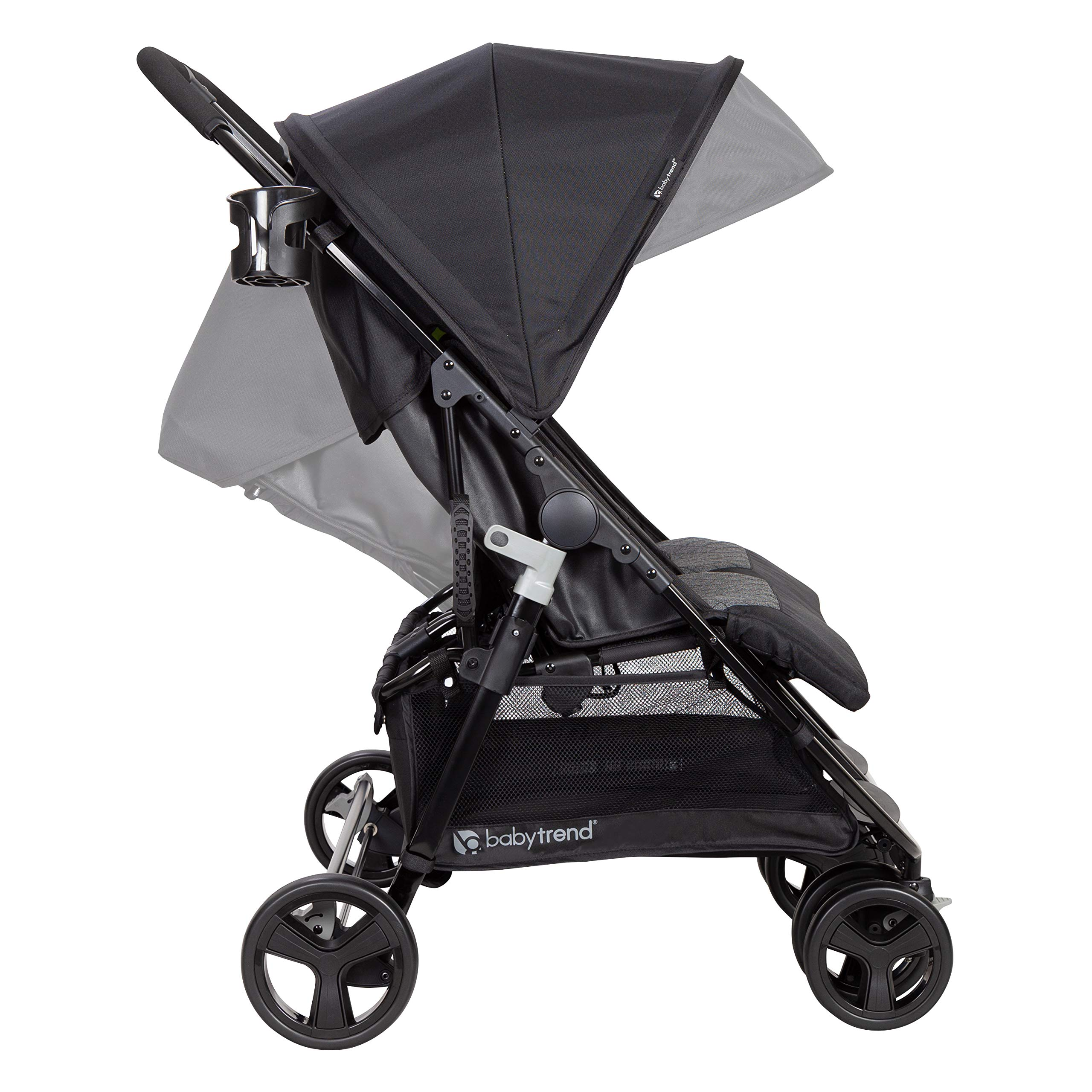 Baby Trend Lightweight Double Stroller, Super Sonic by Baby Trend (Image #2)