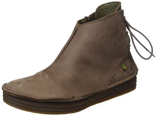 Womens Nf82 Pleasant Rice Field Ankle Boots, Grey El Naturalista