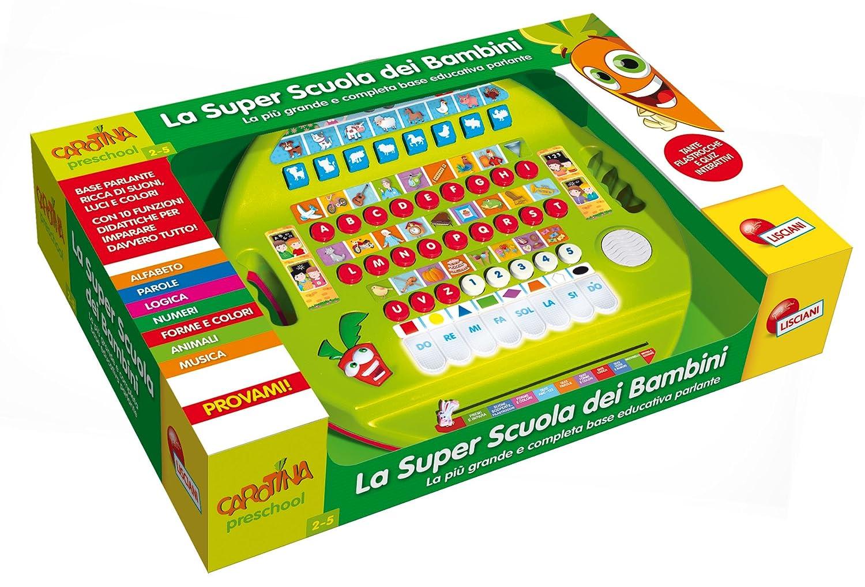 Super Lisciani Giochi 55913 - Carotina Super Scuola Dei Bambini: Amazon  IJ29