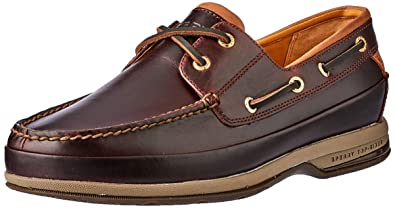 Sperry Mens Gold Cup ASV 2-Eye Boat Shoe