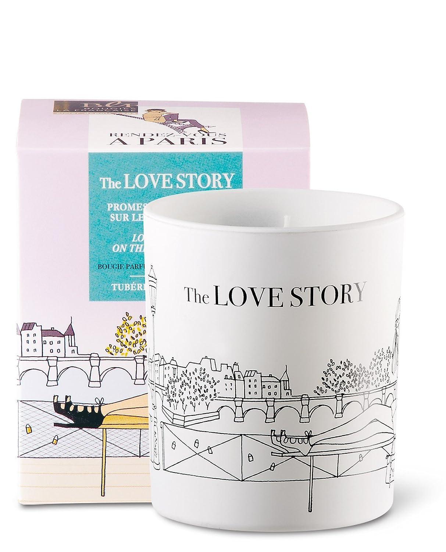 Bougies La Fran/çaise The Love Story 180g