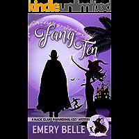 Fang Ten (A Magic Island Paranormal Cozy Mystery Book 3)