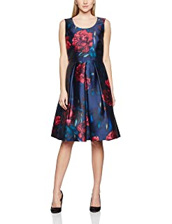 0ca91e96f78 Jacques Vert Women s Emmie Jaquard Prom Dress