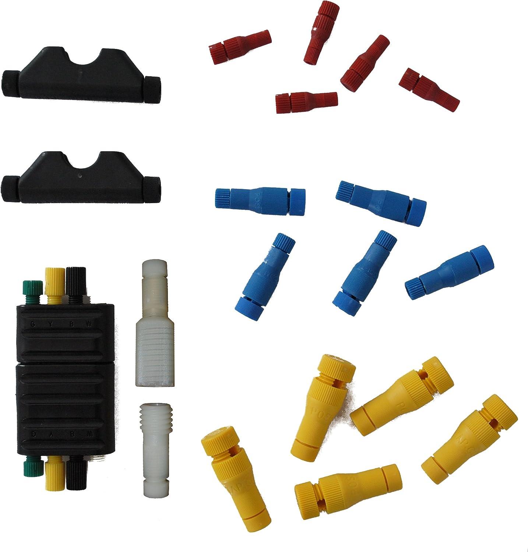 Posi-lock Pro Posilock Pro Set 27pc Wire Connectors Kit