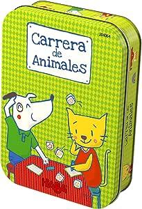 Haba- Carrera de Animales - ESP, (Habermass 304064): Amazon.es: Juguetes y juegos