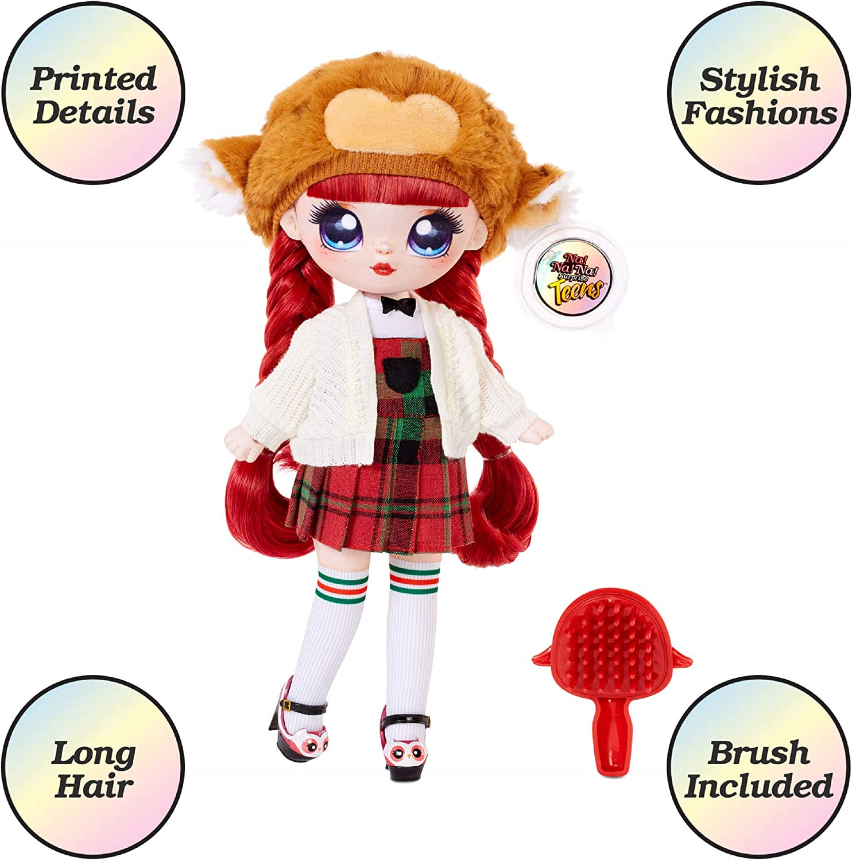 Surprise Teens Doll- Samantha Smartie Na Na Na