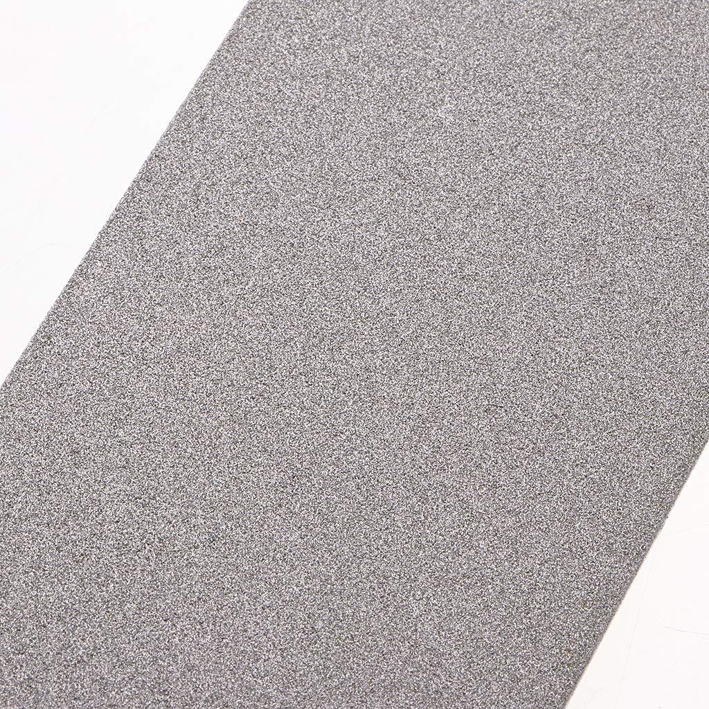 240 sharprepublic Schleifmittel Schmirgelpapier Diamant Metall Stein Jade Polieren Nass//Trocken Gebrauch