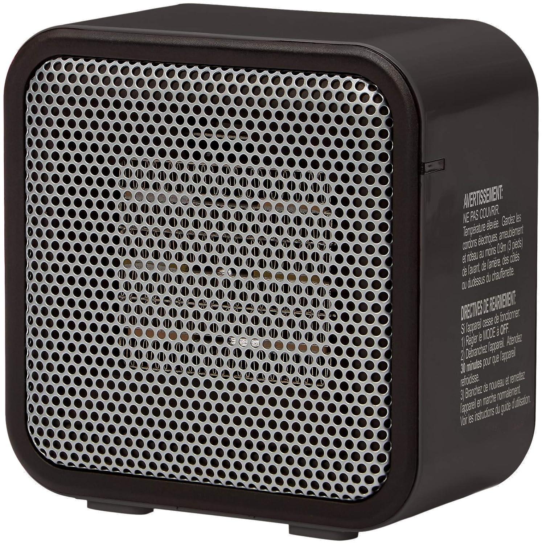 AmazonBasics 500-Watt Battery Powered Heater