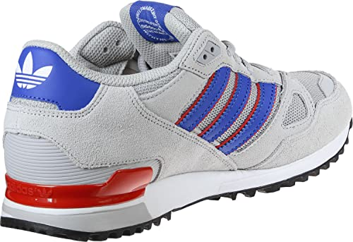 finest selection f5d81 498f7 ... norway adidas originals zx 750 grey two blue core red 4 amazon shoes  bags 03bc1 dba1d