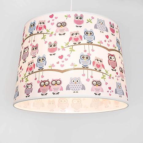 Lámpara de techo habitación de los Niños Corazones ...