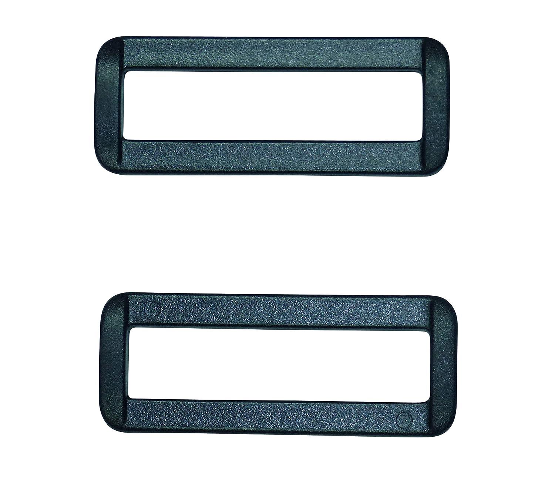 Benristraps 50mm (2 inch) Rectangular/Square Rings (2) Musmate Ltd