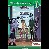 World of Reading: Vampirina: Scare B&B: Level 1 (World of Reading (eBook))