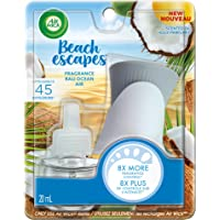 Air Wick Scented Oil-Bali Ocean Air,1 Kit+1 Refill, 20 grams