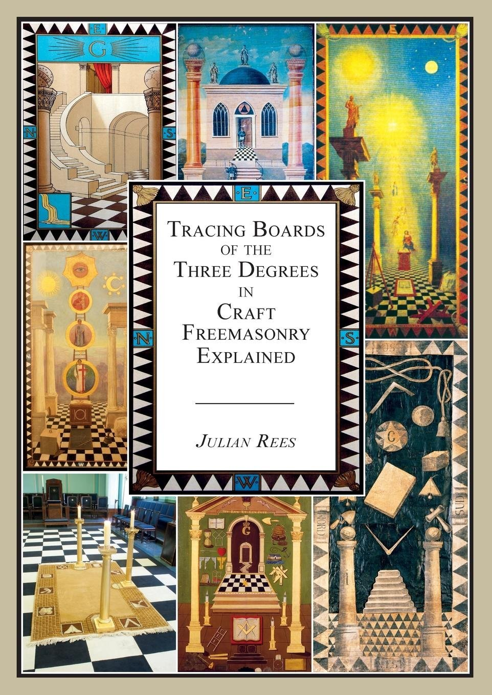 Buy Tracing Boards Of The Three Degrees In Craft Freemasonry