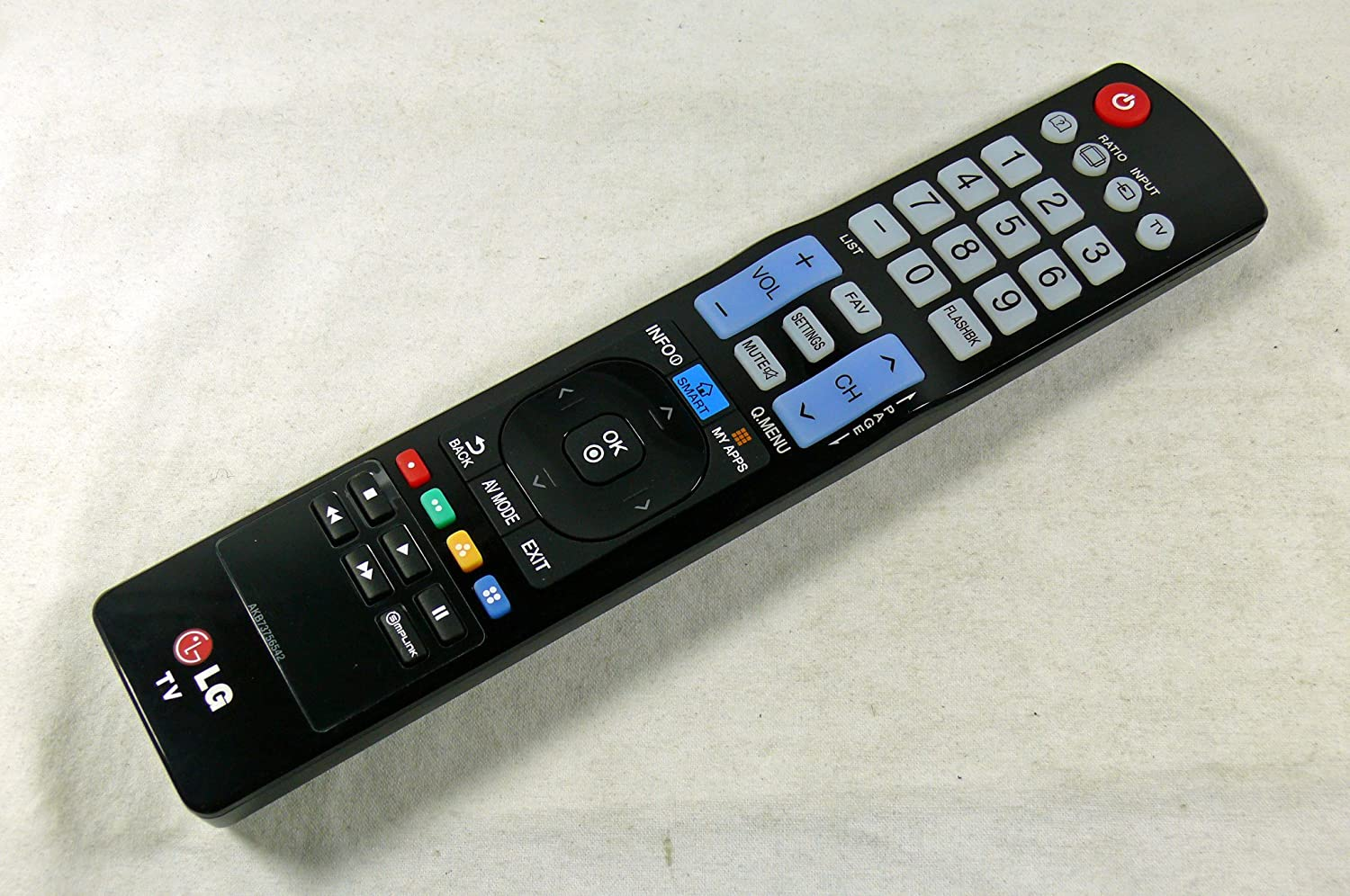 android lg smart tv service remote control