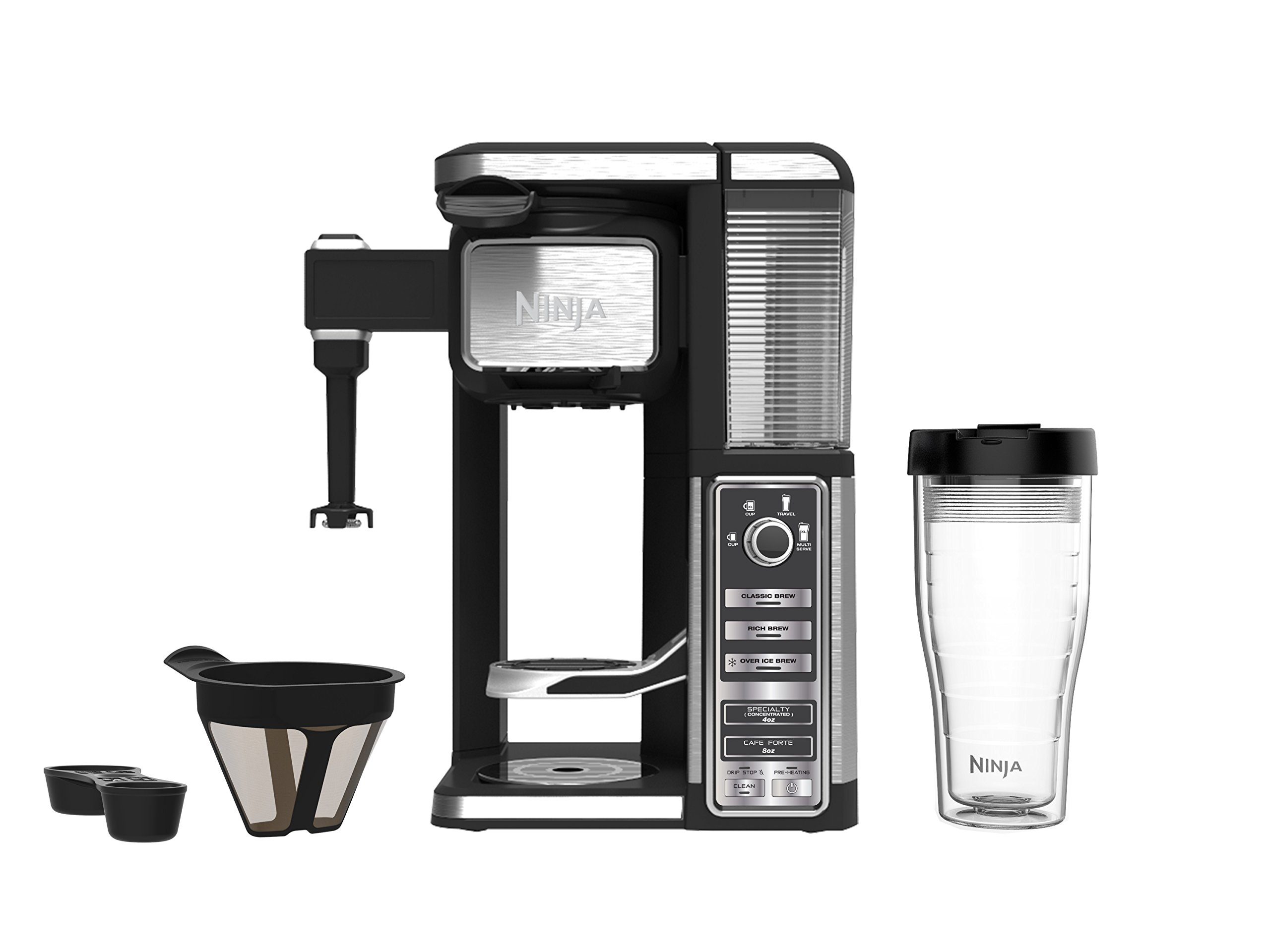Ninja Coffee Bar Single-Serve System with Built-In Frother (CF112) by SharkNinja (Image #2)