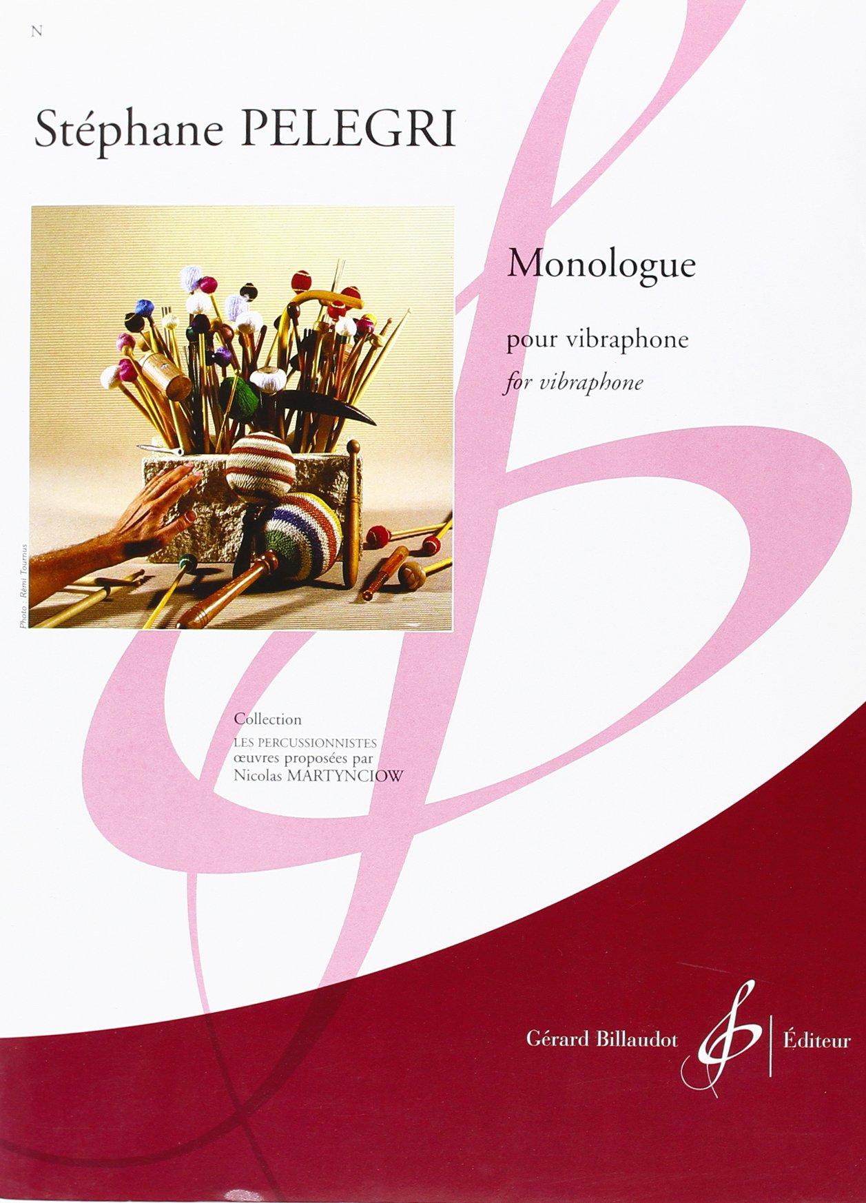 Monologue (Allemand) Broché – 1 janvier 2008 Pelegri Stephane Billaudot B003JYOLOA