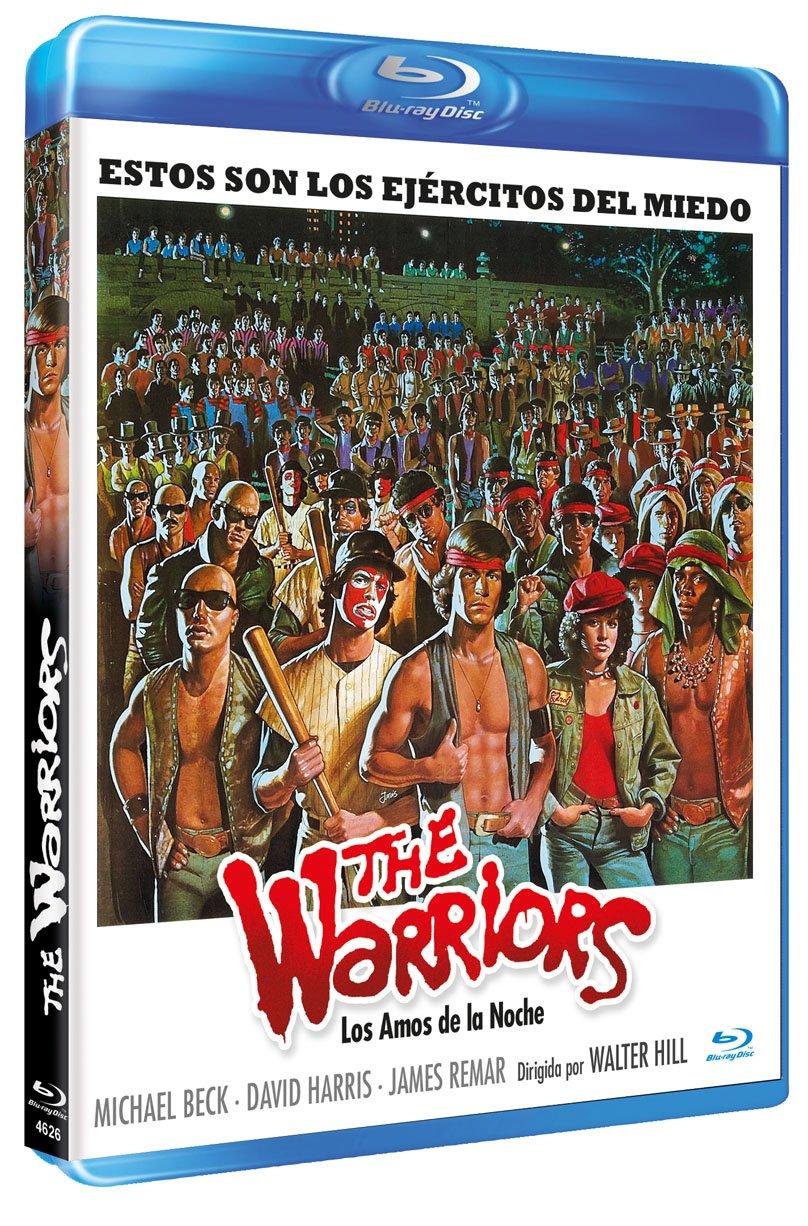 The Warriors BD 1979 [Blu-ray]: Amazon.es: Michael Beck, David ...