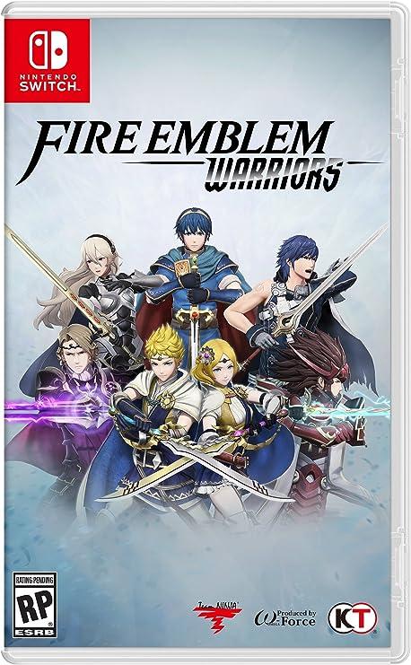 Nintendo Switch - Consola color Azul Neón/Rojo Neón + Fire Emblem Warriors - Edición Estándar: Amazon.es: Videojuegos