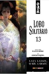 Lobo Solitário - Volume 13 Capa comum