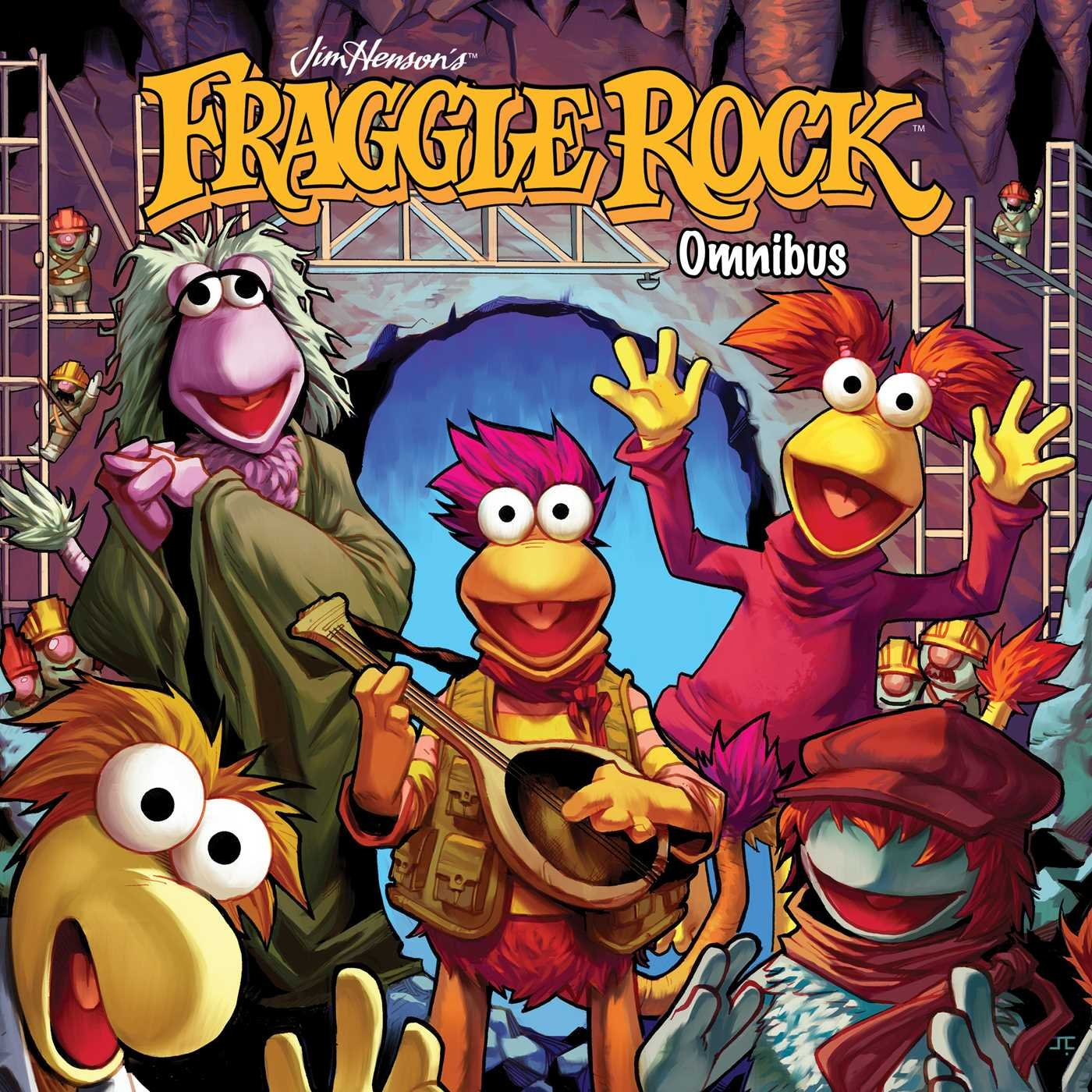Download Jim Henson's Fraggle Rock Omnibus pdf