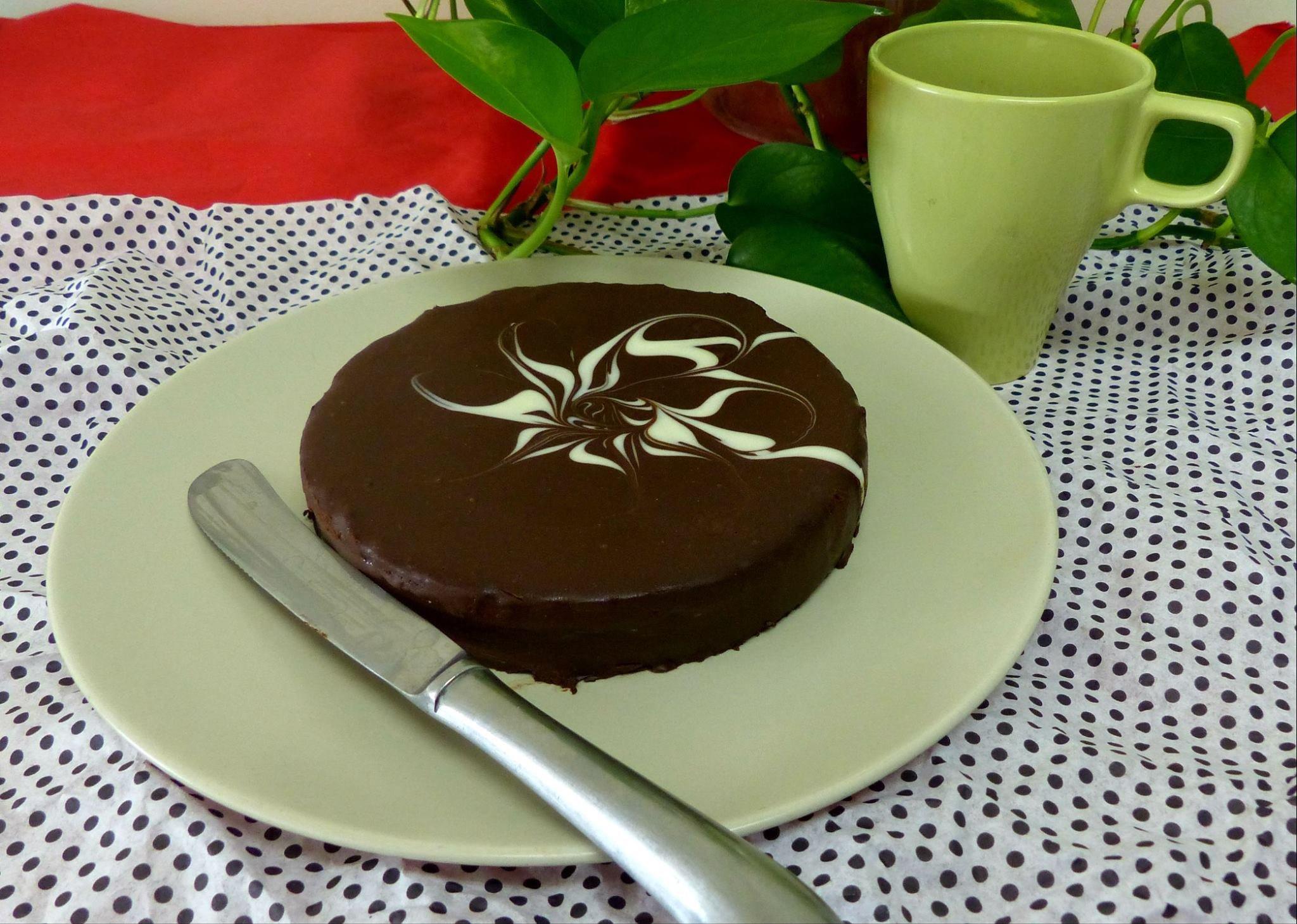 Flourless Chocolate Torte (Certified Gluten Free) by Gem City Fine Foods (Image #1)