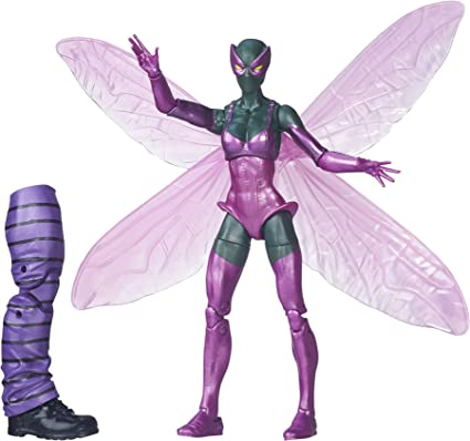 Marvel Legends Series Superior Foes Of Spider-Man Beetle Build A Figure New
